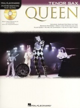 Tenor Saxophone Play-along : Queen  + Cd