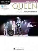 Trumpet Play-along - Queen  + Cd