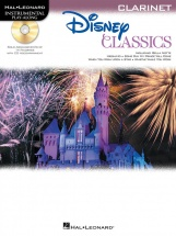 Disney Classics Instrumental Play Along - + Cd - Clarinet