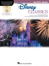 Disney Classics Instrumental Play Along - + Cd - Alto Saxophone