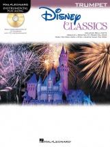 Disney Classics Instrumental Play Along - Trumpet