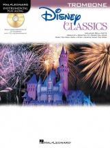 Disney Classics Instrumental Play Along - + Cd - Trombone