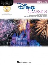 Disney Classics Instrumental Play Along - + Cd - Cello