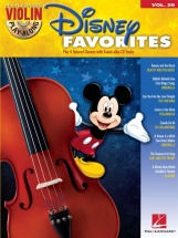 Violin Play Along Volume 29 Disney Favorites + Cd - Violin