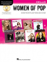 Instrumental Play-along - Women Of Pop + Cd - Cello