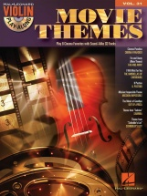 Violin Play Along Volume 31 Movie Themes + Cd - Violin