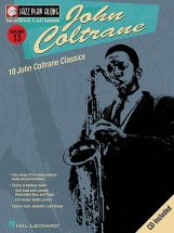 Jazz Play-along Vol.13 - John Coltrane + Cd