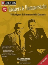 Jazz Playalong - Rodgers And Hammerstein Vol 15 - B Flat Instruments