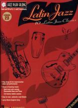 Jazz Play Along Vol.23 - Latin Jazz + Cd - C, Bb & Eb Instruments