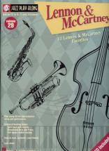 Lennon John/mc Cartney Paul - Jazz Play Along Vol.29  + Cd - Bb, Eb, C Instruments