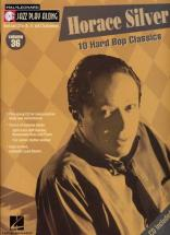 Silver Horace - Jazz Play Along Vol.36 + Cd - Bb, Eb, C Instruments