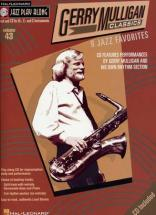 Jazz Play Along Vol.43 Gerry Mulligan Bb, Eb, C Inst. Cd
