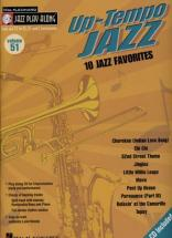 Jazz Play Along Vol.51 - Up-tempo Jazz - Bb, Eb, C Instruments