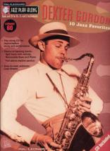 Dexter Gordon - Jazz Play Along Vol.60 + Cd - Bb, Eb, C Instruments