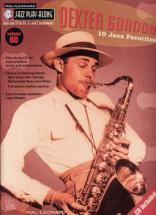Dexter Gordon - Jazz Play Along Vol.60 + Cd - Bb, Eb, C Instruments