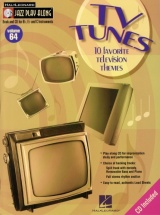 Jazz Play Along Vol.64 - Tv Tunes + Cd - Bb, Eb, C Instruments