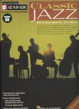 Jazz Play Along Vol.69 - Classic Jazz + Cd - Bb, Eb, C Instruments