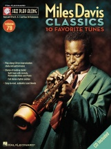 Miles Davis Classics - Jazz Play-along Volume 79 - All Instruments