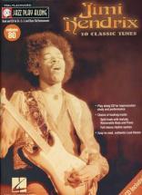 Jazz Play Along Vol.80 Hendrix Jimi + Cd