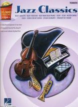Big Band Play Along Vol.4 Jazz Classics + Cd - Trombone