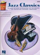 Big Band Play Along Vol.4 Jazz Classics + Cd - Guitare
