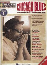 Chicago Blues - Blues Play Along Vol.1 + Cd