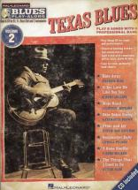 Blues Play Along Vol.2 - Texas Blues + Cd - Guitare