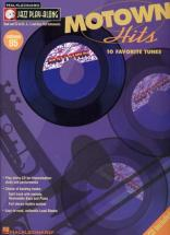 Jazz Play Along Vol.85 - Motown Hits + Cd - Bb, Eb, C Instruments