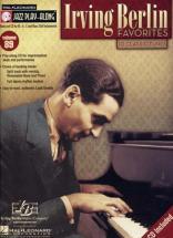 Irving Berlin - Jazz Play Along Vol.89 + Cd - Bb, Eb, C Instruments