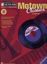 Jazz Play Along Vol.107 - Motown Classics + Cd - Bb, Eb, C Instruments
