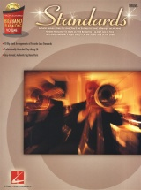 Big Band Play Along Volume 7 Standards Drums + Cd - Drums