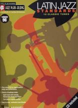 Jazz Play Along Vol.96 - Latin Jazz Standards + Cd - Bb, Eb, C Instruments