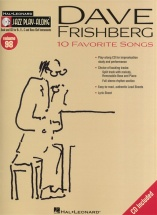 Dave Frishberg - Jazz Play-along Volume 98 - All Instruments