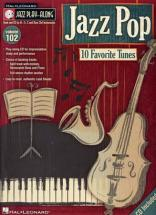 Jazz Play Along Vol.102 - Jazz Pop + Cd - Bb, Eb, C Instruments Instruments