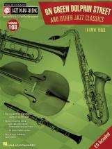 Jazz Play Along Vol.103 - On Green Dolphin Street
