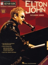 Jazz Play Along Volume 104 - Elton John + Cd - Bass Clef Instruments