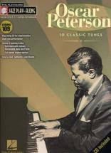 Peterson Oscar - Jazz Play Along Vol.109 + Cd