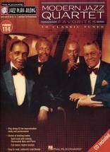 Jazz Play Along Vol.114 - Modern Jazz Quartet + Cd - Bb, Eb, C Instruments
