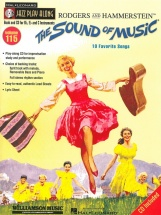 Jazz Play-along Volume 115 The Sound Of Music + Cd - All Instruments