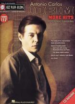 Jobim A.c. - Jazz Play Along Vol.117 - More Hits + Cd - Bb, Eb, C Instruments