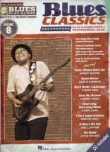 Blues Play Along Vol.8 - Blues Classics + Cd