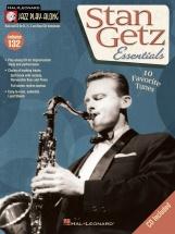 Jazz Play Along Volume 132 - Getz Stan All Instruments + Cd - B Flat Instruments