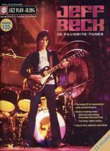 Beck Jeff - Jazz Play Along Vol.135 + Cd -  Bb, Eb, C Instruments