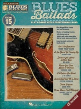 Blues Play Along Vol.15 - Blues Ballads + Cd