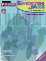 Jazz Play Along Volume - 155 Smooth Jazz Classics All Inst + Cd - E Flat Instruments