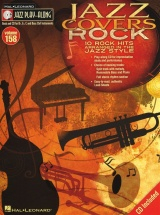 Jazz Play Along Volume 158 Jazz Covers Rock All Instruments + Cd - Bass Clef Instruments