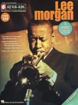 Jazz Play Along Volume 144 Morgan Lee All Instruments + Cd - Bass Clef Instruments