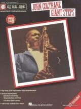 Jazz Play Along Vol.149 John Coltrane - Giant Steps - Bb, Eb, C Inst. Cd