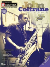 Jazz Play Along Vol.163 - John Coltrane Standards - Bb, Eb, C Inst. + Cd