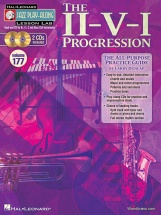 Jazz Play Along Lesson Lab Vol.177 - The Ii-v-i- Progression